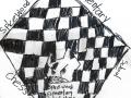 Ann Ni-Chess club t-shirt design