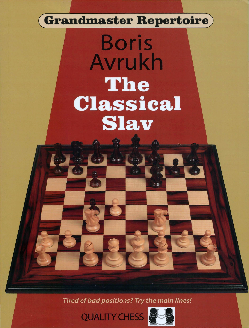 Avrukh, Boris - Grandmaster Repertoire 11 - Classical Slav.pdf