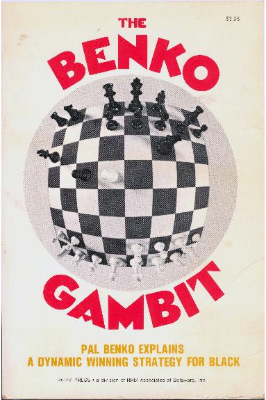 Benko, Pal - The Benko Gambit - A Dynamic Winning Strategy for Black.pdf