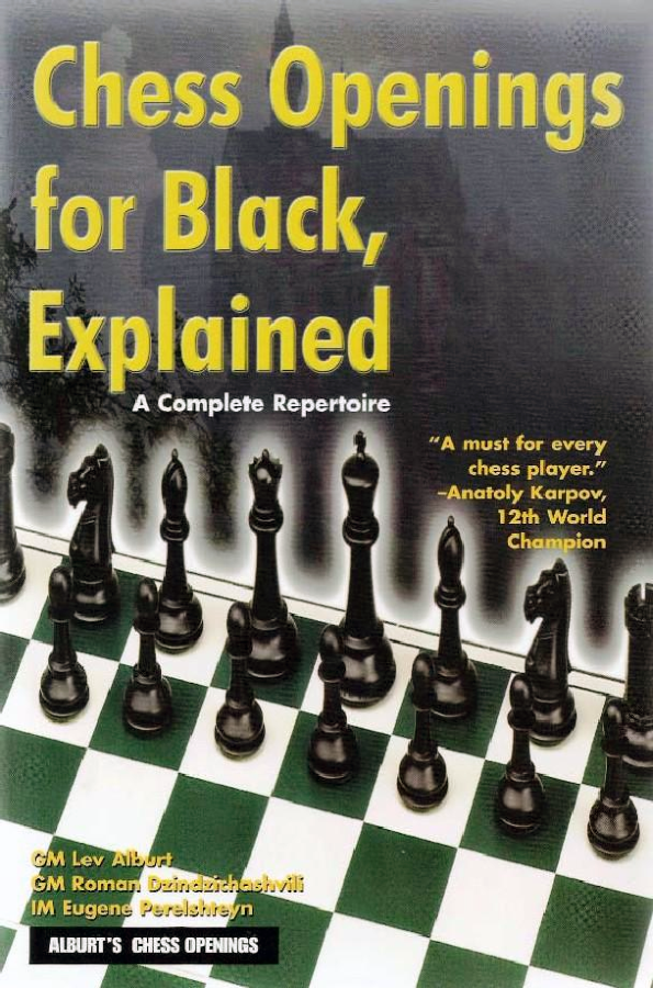 Chess Openings For Black Explained - A Complete Repertoire - L. Alburt.pdf