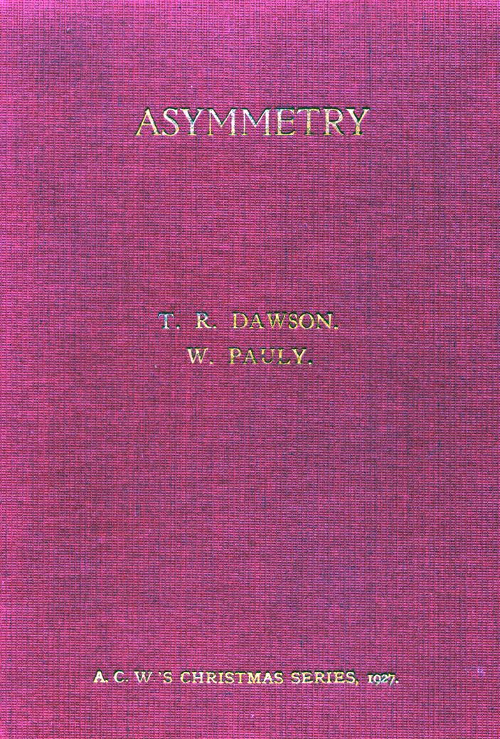 Dawson, TR - Asymmetry.pdf