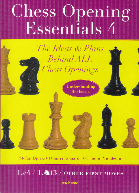 Djuric, Stefan - Chess Opening Essentials 4.pdf