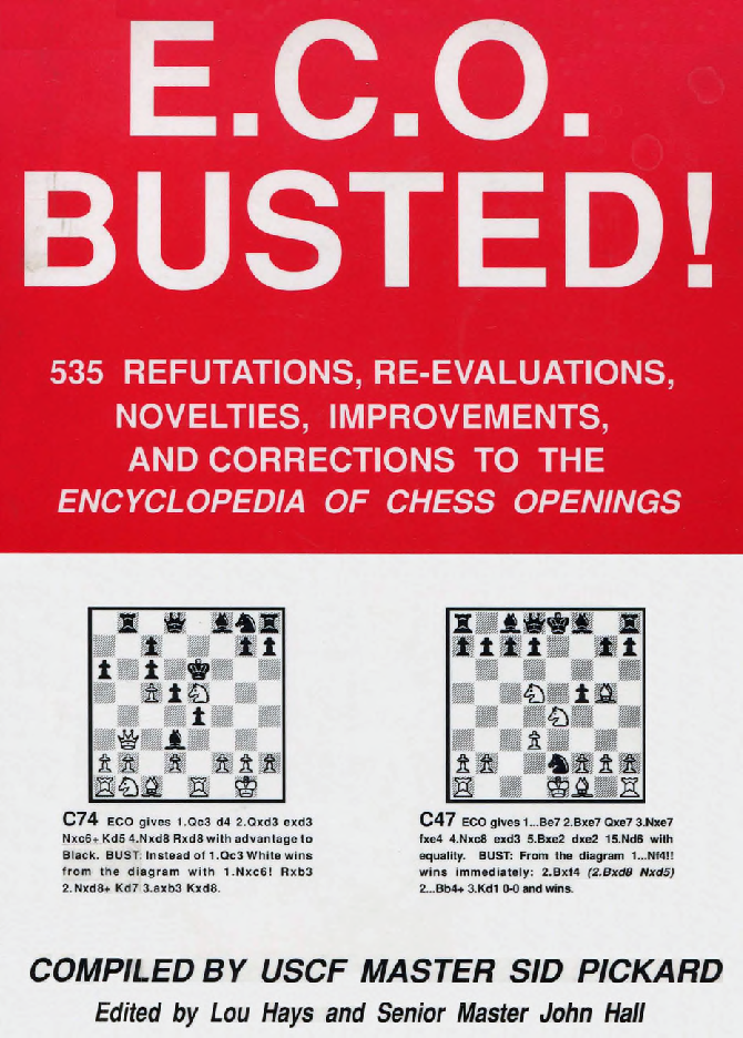 E.C.O. Busted 535 Refutations, Re-Evaluations, Novelties, Improvements, and Corrections.pdf