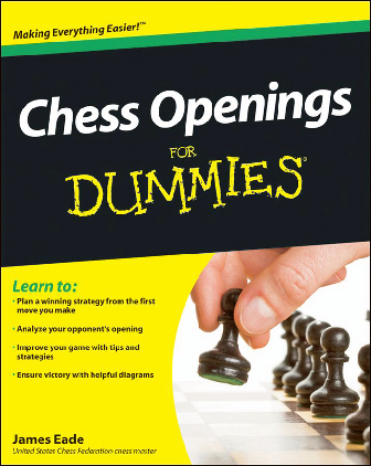 Eade, James - Chess Openings For Dummies.pdf