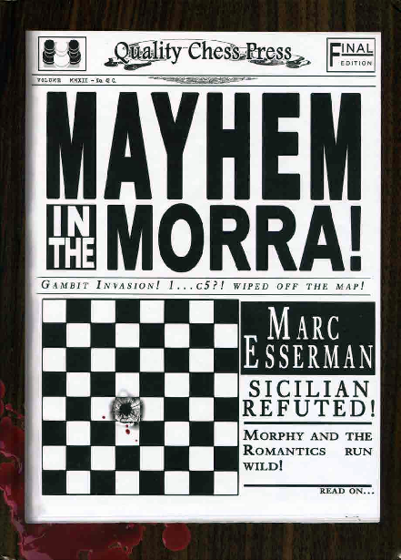 Esserman, Marc - Mayhem In The Morra!.pdf