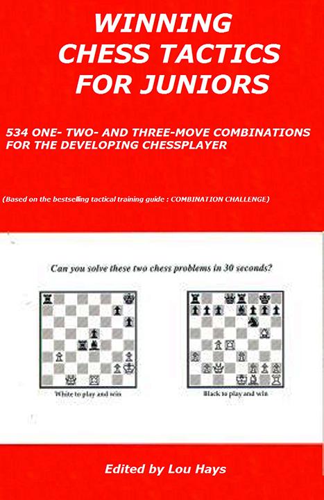 Hays, Lou - Winning Chess Tactics for Juniors.pdf