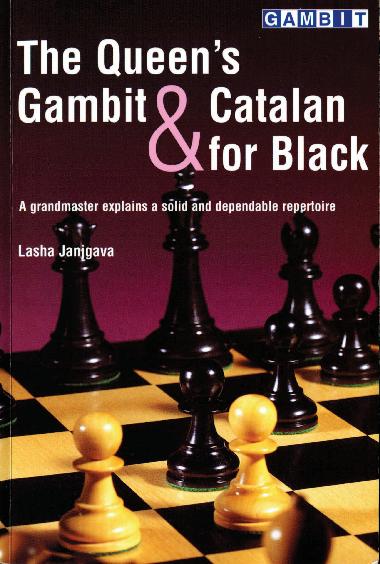 Janjgava, Lasha - The Queen's Gambit & Catalan for Black.pdf