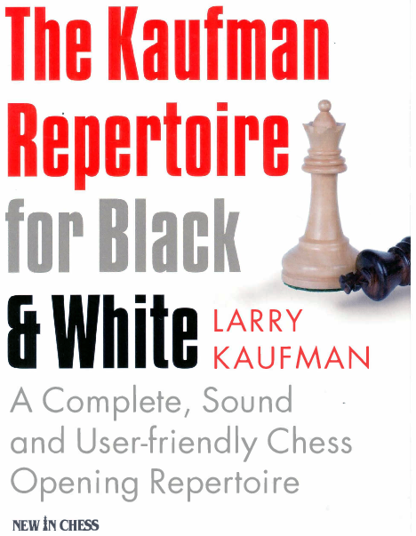 Kaufman, Larry - The Kaufman Repertoire for Black and White.pdf