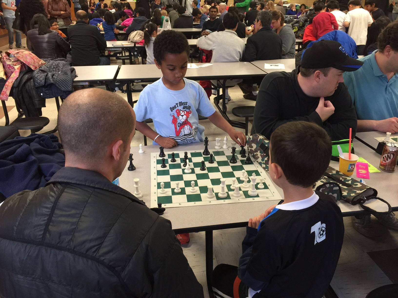 Chess practice