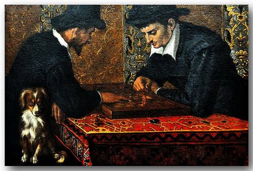 1590 The Two Chess Players by Carracci.jpg