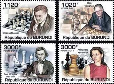 Burundi 2011