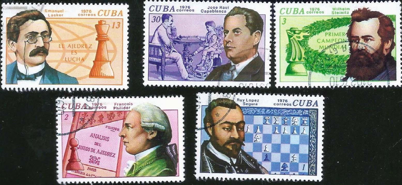 Cuba 1976