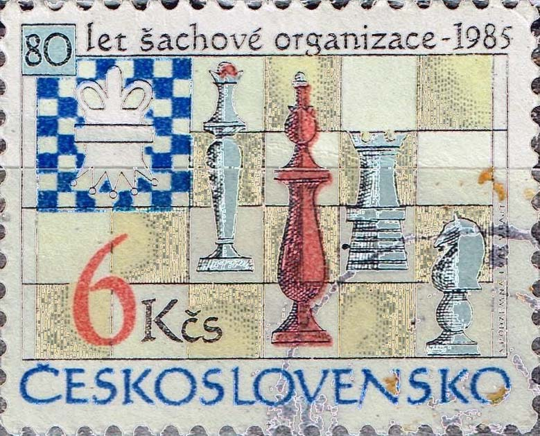 Czechoslovakia 1985