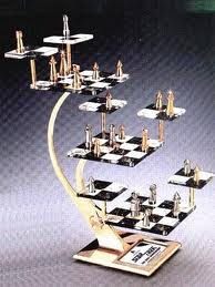 Chess sets spicewood elementary chess club - Star trek tridimensional chess ...