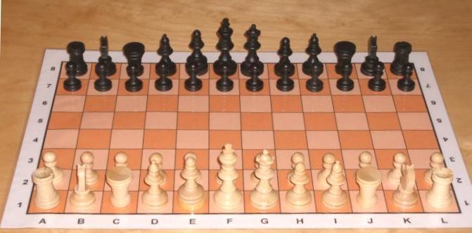 Courier_Schach