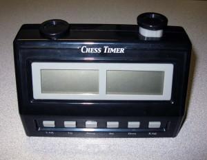 DGT Chess Timer 2